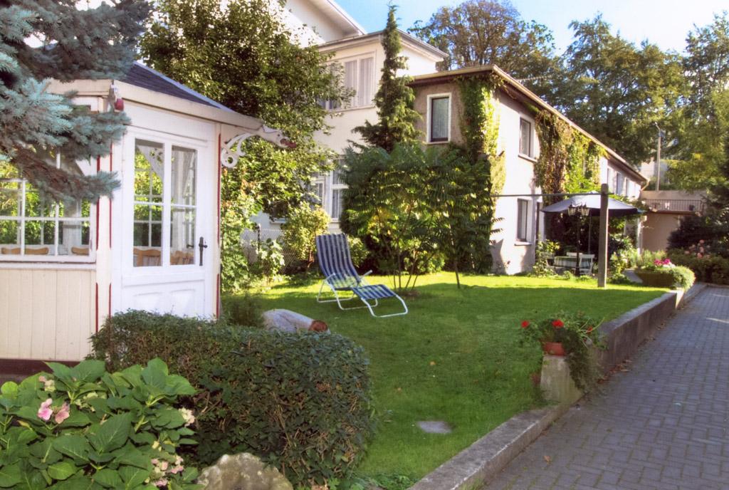 Gartenhaus - Villa Dorothea - Heringsdorf - Insel Usedom