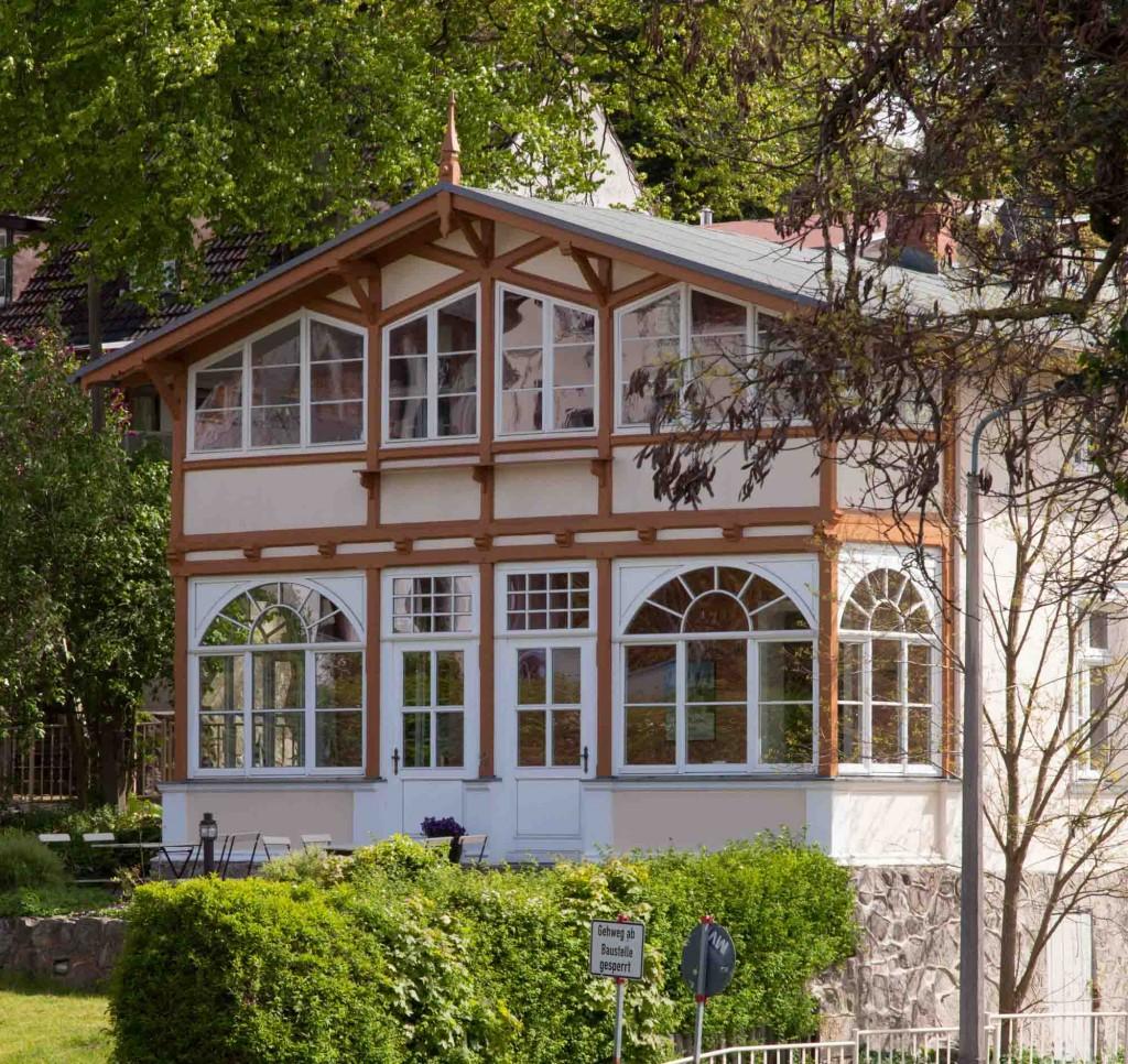 Haus Hedwig - Ferienwohnungen in Heringsdorf Insel Usedom